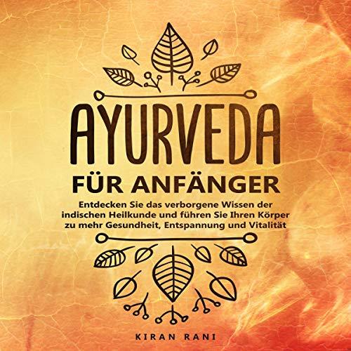 Ayurveda für Anfänger Titelbild