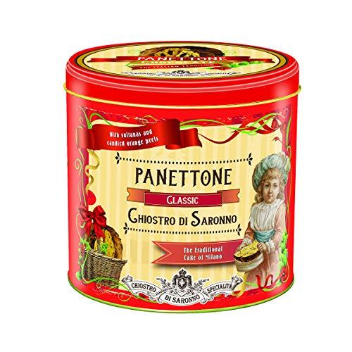 Lazzaroni Chiostro Di Saronno Classic Italiano Panettone - 1kg