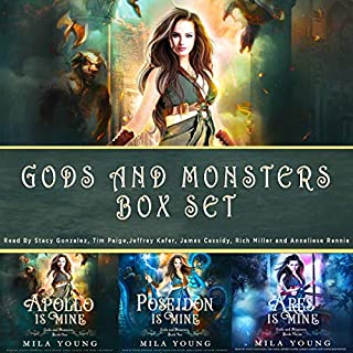 Gods and Monsters Box Set cover art