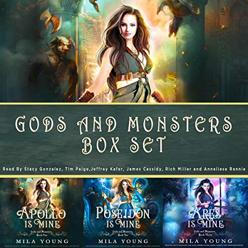 Couverture de Gods and Monsters Box Set
