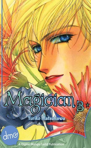 Magician Vol. 3 (Shojo Manga) (English Edition)
