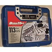 Dura Max Mechanics Tool Set, 113-Piece (UA50058A)