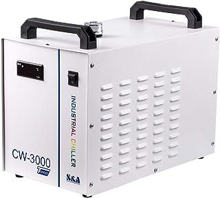 Cloudray S & A Industriële Water Chiller Tank Capaciteit 9L Kleine Laser Chiller voor Koeling 60 W 80 Laser Buis CO2 Grave...