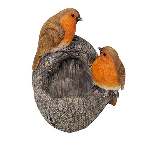 Country Living Robin Mangeoire pour Oiseaux