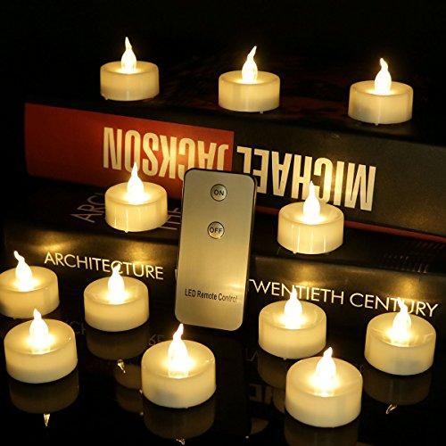 ikea kaarsen met batterij