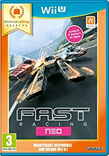 Fast Racing Néo - Nintendo Selects (B01L0SEEQ6)   Amazon price tracker / tracking, Amazon price history charts, Amazon price watches, Amazon price drop alerts