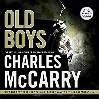 Old Boys audiobook cover art