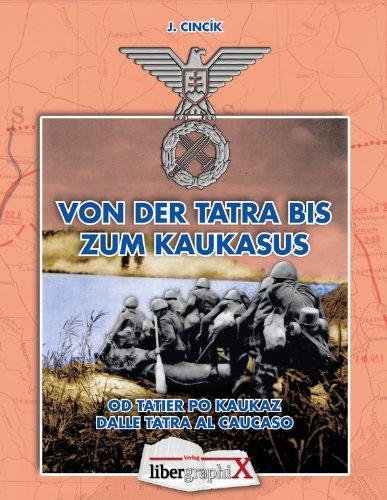 Von der Tatra bis zum Kaukasus – Od Tatier po Kaukaz – Dalle Tatri al Caucaso: Bildband mit dreisprachigen Bildlegenden (Slowakisch, Deutsch, ... in tre lingue (slovacco, tedesco, italiano)