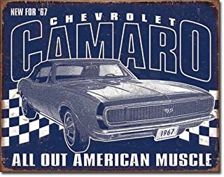 The Finest Website Inc. Chevrolet Camaro Muscle Car 16