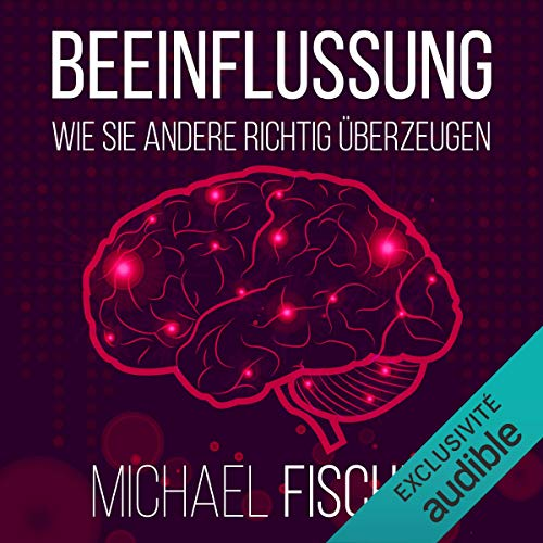 Beeinflussung audiobook cover art