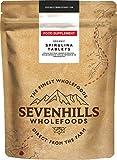 Sevenhills Wholefoods Espirulina Comprimidos Orgánico 1kg (2000 x 500mg)