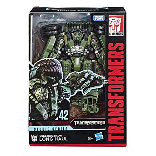 Transformers - Gen Studio Series Voyager Long Haul (Hasbro E4469ES0)