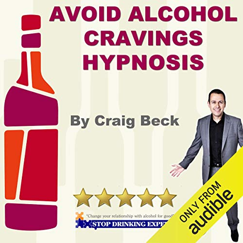 Avoid Alcohol Cravings Hypnosis cover art