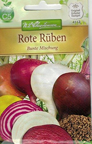 Chrestensen Rote Rüben 'Bunte Mischung'