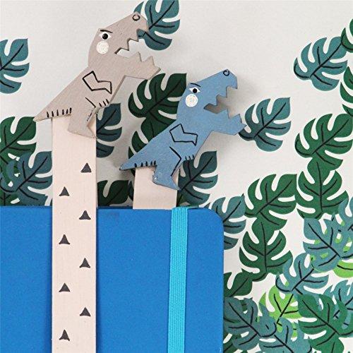 Dinosauro per Bambini segnalibri Gisela Graham