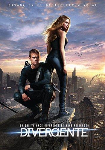 Divergente (Divergent Spanish Version) (Region 1 / 4 DVD) (Spanish and English Audio Options / Spanish Subtitles) by