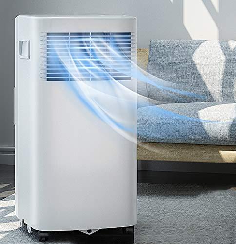 7000 BTU/h, tragbare Klimaanlage, klimaanlage,klimagerät,klimagerät aircooler,klimaanlage mobil Mini-Installation ohne Installation