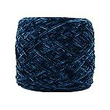 JieGreat - Ovillo de lana de terciopelo dorado, 250 g, para el hogar, J