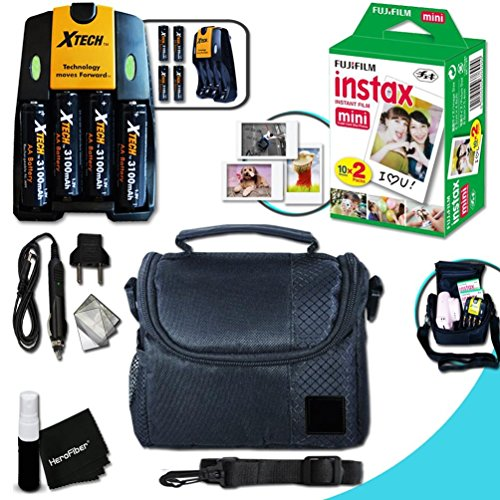 Complete ACCESSORIES KIT for Fujifilm Instax Mini...
