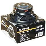 SUB SUBWOOFER PLPW6D de 300 W RMS y 600 W máximo de diámetro 6,5', 16,50 cm, 165 mm, WOOFER DVC Doble bobina 4 + 4 OHM, excelente también para coche o caja de casa