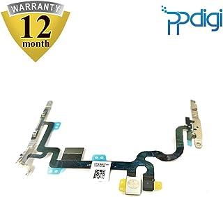 Power Button Flex Cable para iPhone 5/5s/6/6Plus/6S/6S Plus/7/7Plus Original de Calidad Volumen Mute interruptor con Juego de herramientas de ppdigi