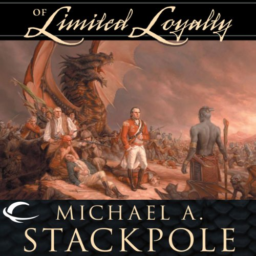 Of Limited Loyalty audiobook cover art