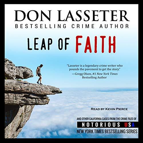 Leap of Faith, California, Notorious USA cover art