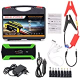 Yunso 89800 mAh 4 USB Portable de voiture Jump Starter Pack Booster chargeur de batterie Power Bank