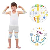 Eczema Arm or Leg Sleeves for Itch Relief and Wet Wrap Bandages for Baby & Kids (1)