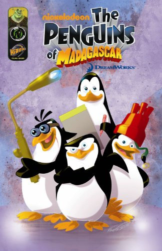 The Penguins of Madagascar 1: Operation: Wonder from Down Under