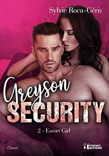 Escort girl: Greyson Security, T2