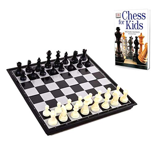 Chess Board for Kids with Chess Book for Beginners review