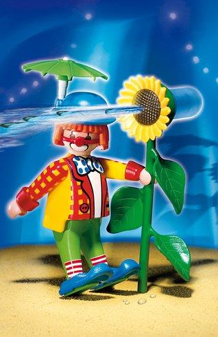 PLAYMOBIL® 4238 - Zirkus - Clown mit Spritzblume