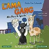 Ein Fall für alle Felle: Die Lama-Gang. Mit Herz & Spucke 1