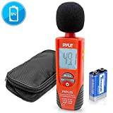 Pyle PSPL25 Sound Level Decibel Meter with A and C Frequency Weighting