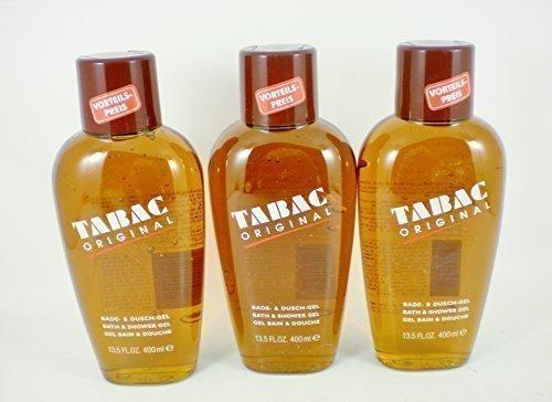 Tabac - Original Bade & Duschgel 400ml x 3 (Set Mit 3)