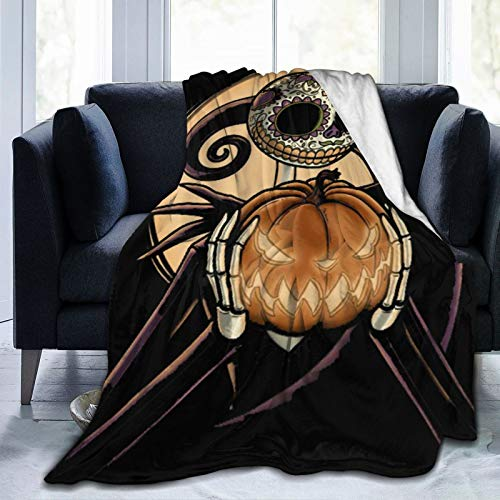 ertret Blanket Grinches Jack-Skellington Essential In Winter Ultra-Soft Micro Fleece Blanket Micro-Fleece Sofa Throw Lightweight Microfiber Bedding Blanket