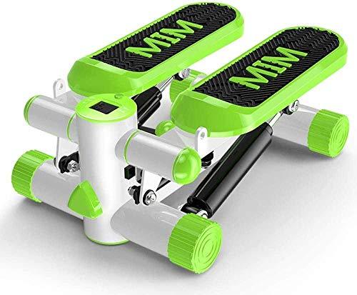 DSG Instalación gratuita de multifuncional de las señoras domésticas silenciosas mini máquina de pérdida de peso equipo de aptitud pedalo-verde