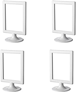 IKEA Photo Frames White Tolsby 4 X 6 (4 Pack) Each Frame Holds 2 Pictures