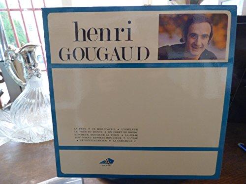 Henri Gougaud : la fête disque AZ LPO 32544
