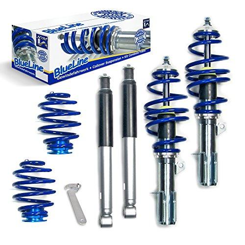 JOM Car Parts & Car Hifi GmbH 741117 Blueline Gewindefahrwerk