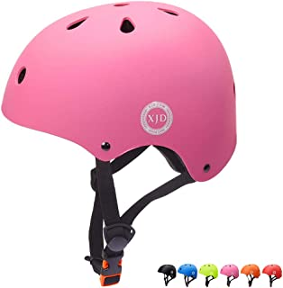 XJD Kids Bike Helmet Toddler Helmet Adjustable Kids Helmet CPSC Certified Ages 3-8 Years Old Boys Girls Multi-Sport Safety Cycling Skating Scooter Helmet