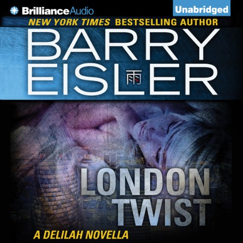 London Twist audiobook cover art