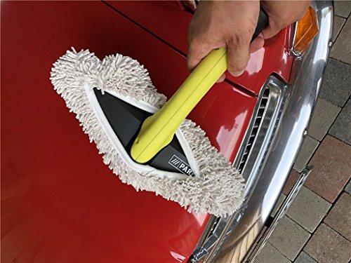Bürstenüberzug für die SB Waschbox/Waschbürste - Lackschutz - Cover Brush - Microfiber Brush Cover for Car Wash Brushes - aus ultrafeiner Microfaser - Schützt vor harten Borsten und Schmutz