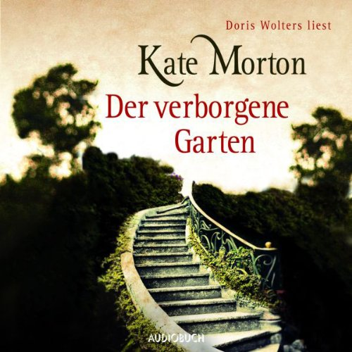 Der verborgene Garten audiobook cover art