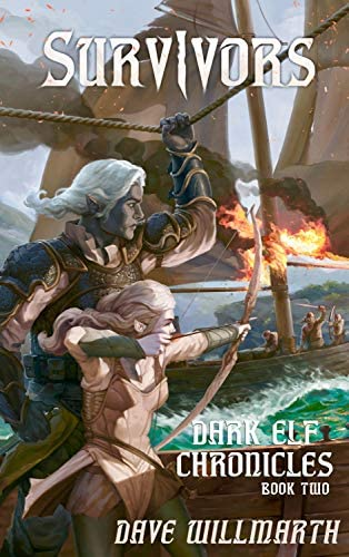 Dark Elf Chronicles Book Two Survivors product image