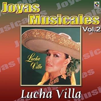 Joyas Musicales, Vol. 2 - Lucha Villa