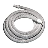 Haviland PA00038-HS25 I-Helix Poolschlauch, 7,6 m x 3,8 cm 1-1/2 in. x 50 ft. grau