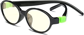 Anti Reflective Computer Glasses Block Blue Light and Harmfull UV with Clear Lens for Kids and Teens