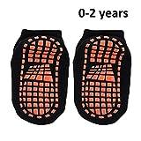 WXGY Trampolinsocken - Kinder Polyester Baumwolle Anti-Rutsch-Socken Trampolin Socken Erwachsene Bequeme